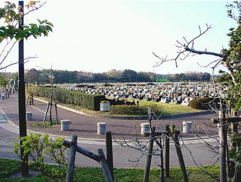 浦安市営 浦安墓地公園