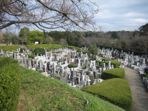 木更津市営霊園の画像1