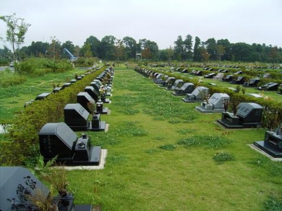 千葉市営 平和公園墓地の画像1