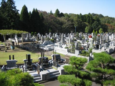 袖ヶ浦市営 墓地公園の画像1