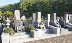 藤沢市営 大庭台墓園