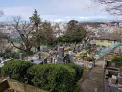 藤沢市営 西富墓地