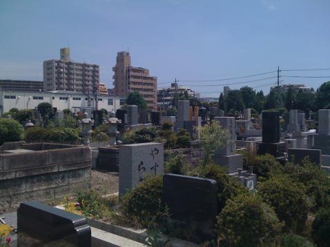 相模原市営 柴胡ヶ原墓地の画像2