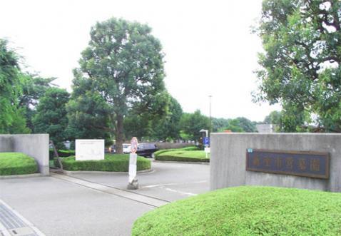 新座市営墓園の画像1