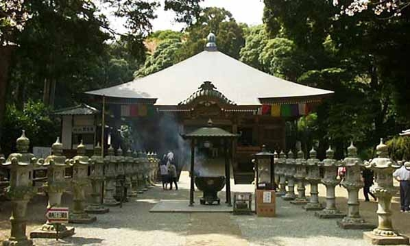 長谷寺飯山観音墓苑