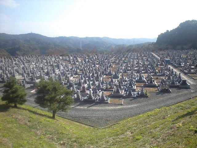 豊田市営 古瀬間墓地公園の画像1