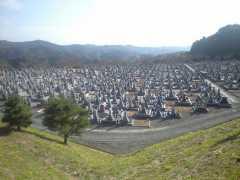 豊田市営 古瀬間墓地公園の画像