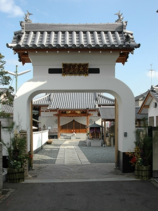 金禅寺墓苑