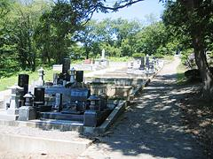 耕雲寺墓地