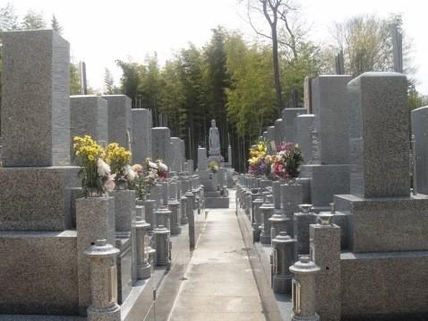 福寿院墓地の画像1