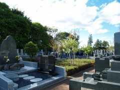 所沢欅聖地霊園