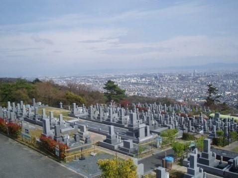 五月山緑地霊園の画像1