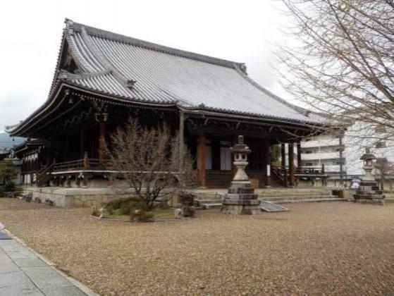 山科別院長福寺の画像1