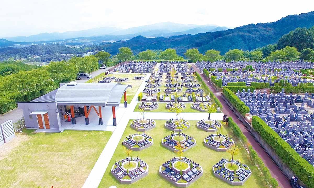金剛生駒霊園1