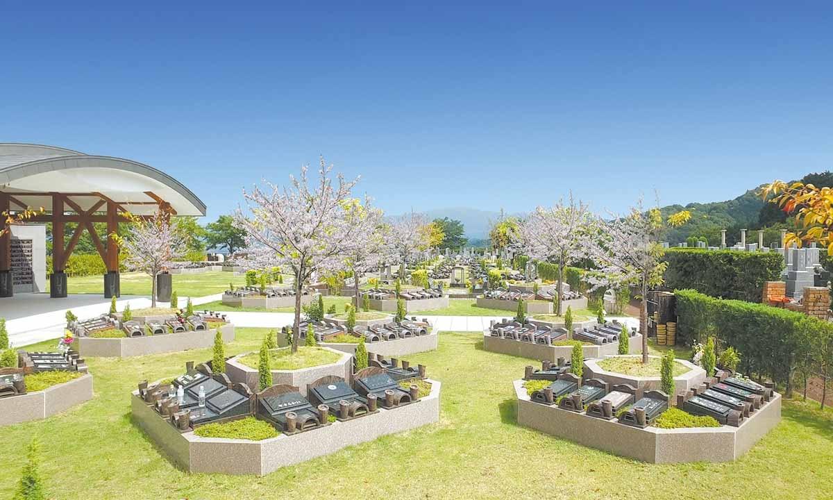 金剛生駒霊園2