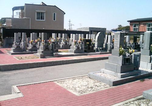 二本木墓地