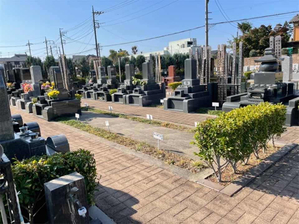 越谷あおば墓園|越谷あおば墓園