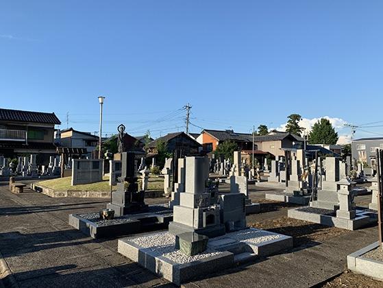 金剛院墓地