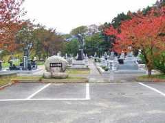 関川村営 白山平霊園