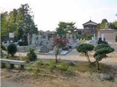 不動院墓地
