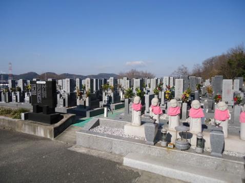 竜山公園墓地
