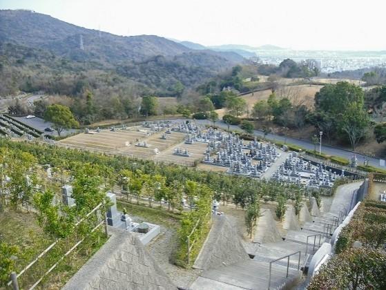 赤穂市営 赤穂高山墓園の画像1