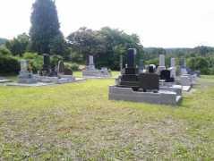 飯豊町営 椿墓地