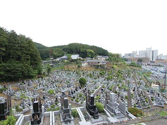 毛呂山霊園