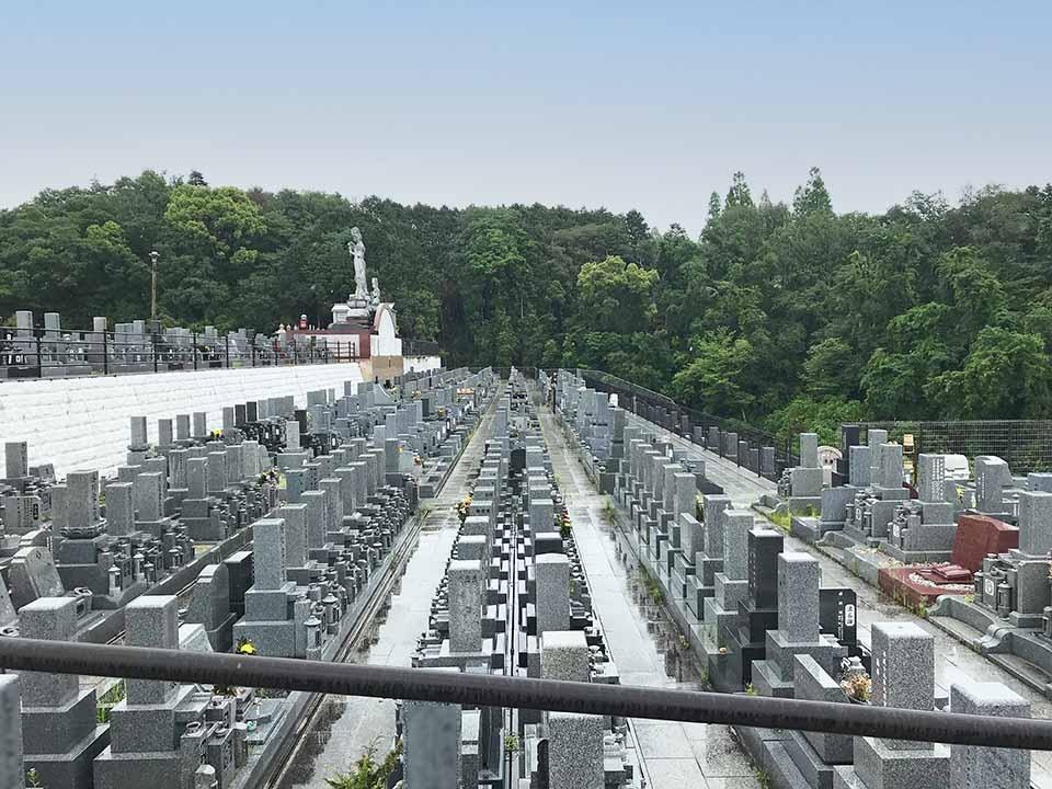 五月山公園墓地の画像1