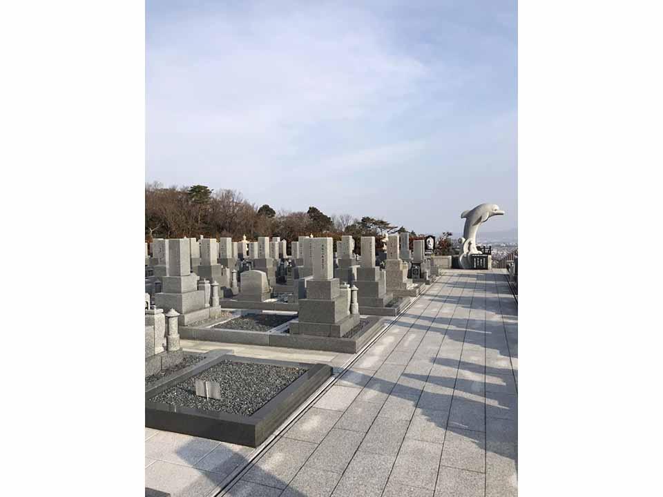 五月山公園墓地