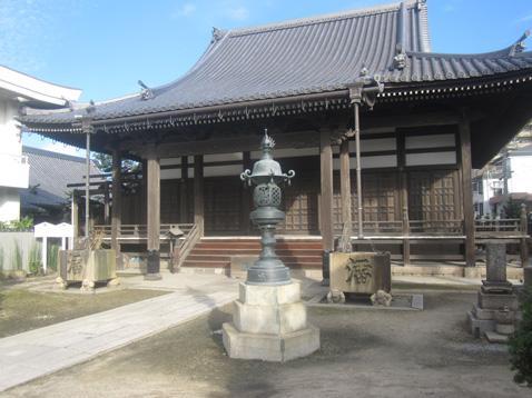 光明寺墓地