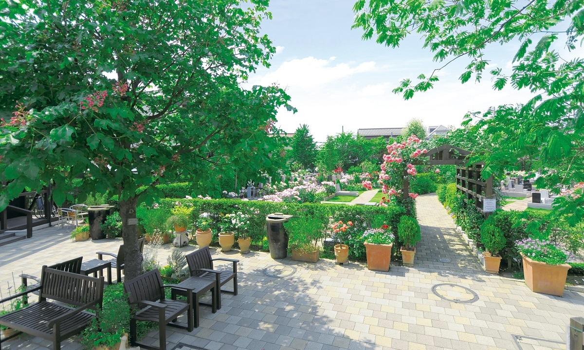 練馬ねむの木ガーデンの画像1