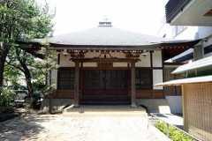 感応寺墓苑