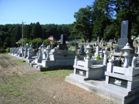安養寺墓地