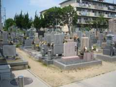 田井城墓地
