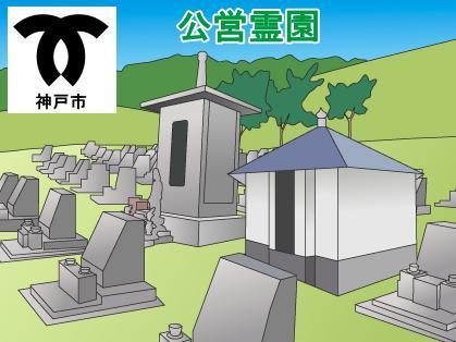 「神戸市」の公営霊園