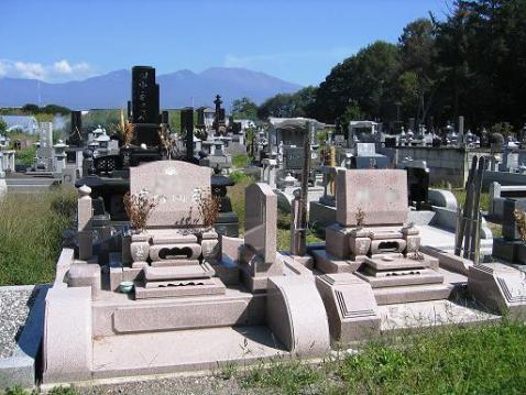 圓満寺墓地(円満寺墓地)