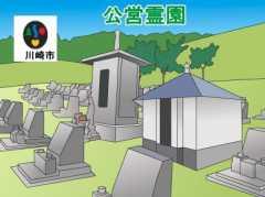 「川崎市」の公営霊園