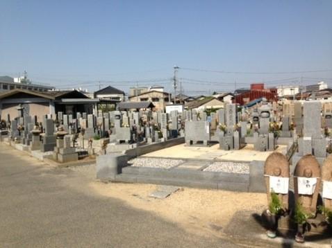 泉大津市営 春日墓地の画像1