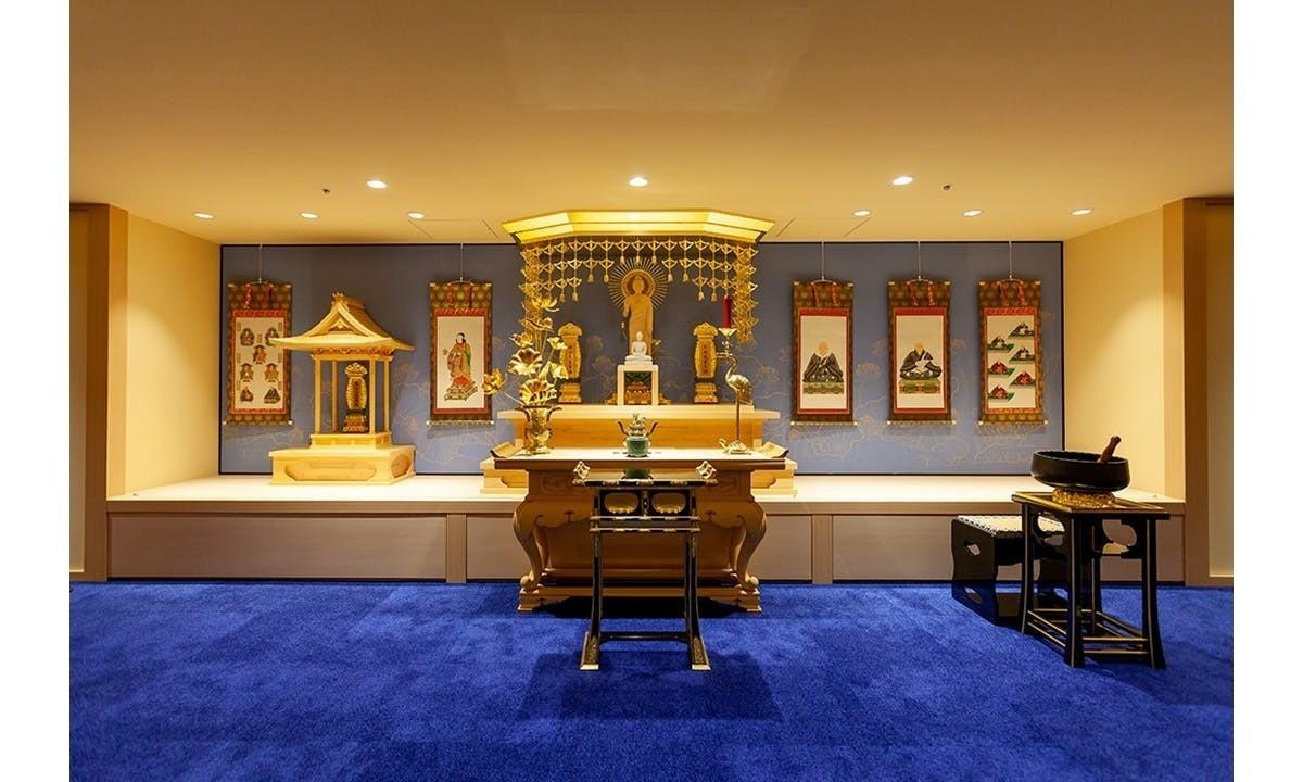 東山浄苑 東本願寺