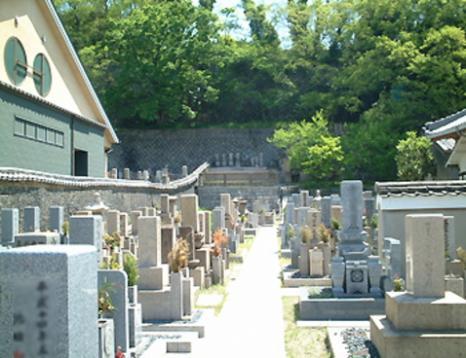 浄国寺墓地