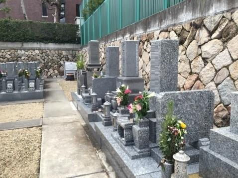 光明寺境内墓地の画像1