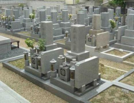 南昌寺境内墓地
