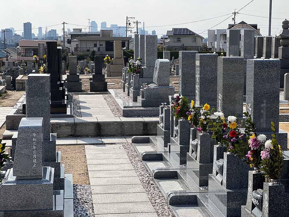 覚王山 北山霊苑