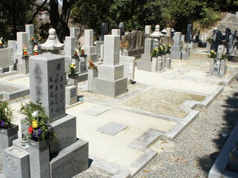 鉢ヶ峯超善寺墓地