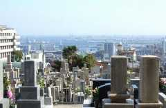 神戸春日野墓地の画像