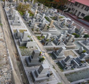 森共同墓地の画像1