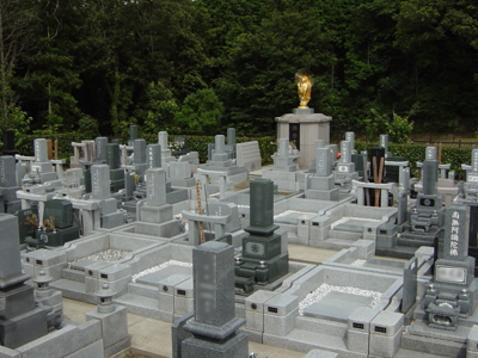 袖ヶ浦中央霊園