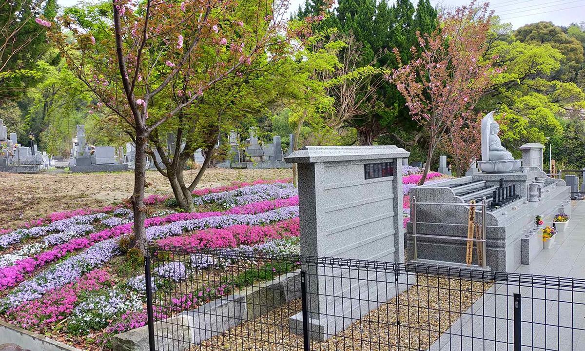 大泉寺 個別永代供養墓・樹木葬1