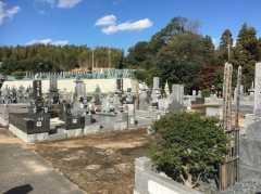 乾坤院墓苑の画像
